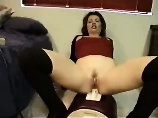Sex Movie of Multi Orgasm On Sybian - Anal -
