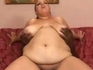 Porno Video of Fat White Bbw Taking Bbc