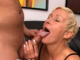 Porno Video of Blonde Mature Having Hole Fisted Hard