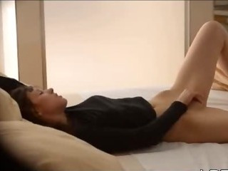 Porno Video of Voyeur Movie Of Brunette Model Tatiana