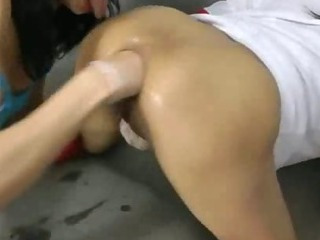 Porn Tube of Incredible Analhole Fisting Till Elbow