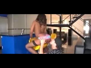 Porno Video of Interracial Hot Ebony Fucked For Money