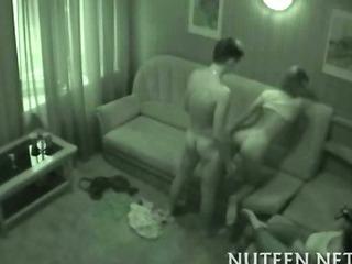 Porn Tube of See Wild Teen Sex Scene