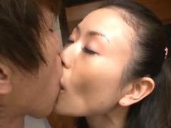 Matsuda Kumiko Mature real asian woman