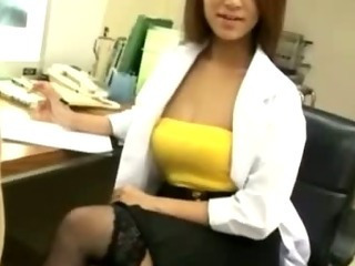 Porno Video of Japanese Nurse Russian And Cumshot Action