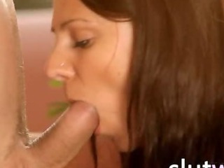 Porno Video of Sunset Love And Brunette Glamour Bianca