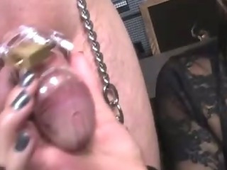 Porn Tube of Cuckold Femdom Interracial Suck