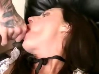 Porn Tube of Nasty Mature Amateur Gets Fucked