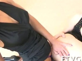 Porno Video of Hardcore Fisting Scene