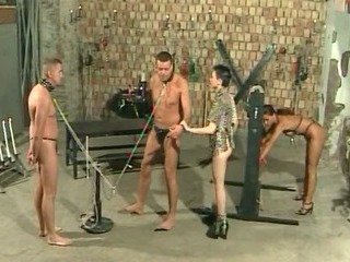 Porno Video of Shocking Bdsm Session With Naked Male
