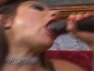 Porno Video of Interracial Porn Action