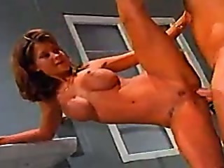 Porn Tube of Tight Milf Fucking In A Public Toilet
