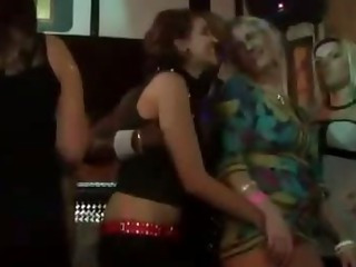 Porno Video of Party Teens Suck Dick Off Strippers