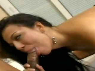 Porn Tube of Nice Rodeo On Black Dick