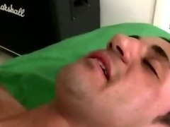 Straight guy assfucks mature fit gay guys tight hole
