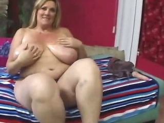 Porno Video of One Of The Hottest Bbw Models