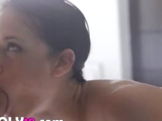 Porno Video of Tiffany Coed In Love