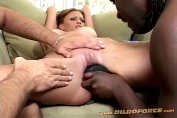 Candy Apples Fucked With Giant Balls Toys And Monster Dildos Sex