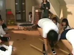Asian fetish teen classroom hardcore