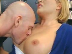 Horny Krissy Lynn Pussy Eaten Upside Down