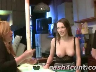 Porno Video of Real Girls Sell Their Pussies Into Porn After Meeting A Big Cocked Pornstar