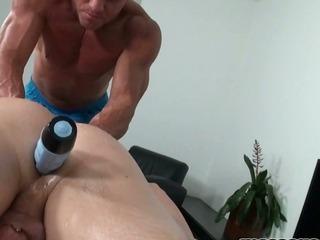 Porno Video of Massagecocks Anal Toy Enlightenment