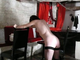 Porno Video of Homemade Bdsm French Libertine Soumise Sandy Seance Fessee Pipe Et Fist