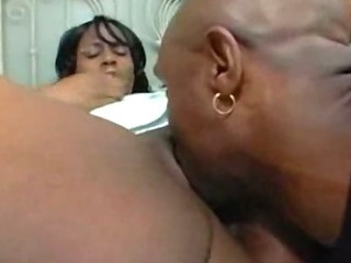 Porn Tube of Tootsie - Chubby Ebony Chick