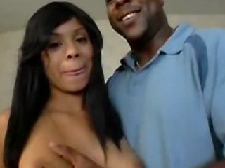 Porno Video of A Big Black Cock And A Creampie For Olivia - Black Creamy Pies