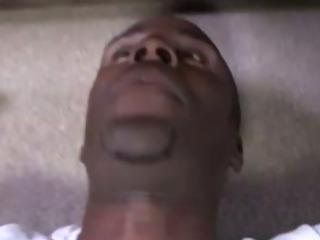 Porno Video of Black Cock Fucks White Fetish Feet