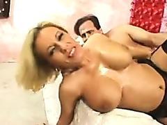 Busty Cougar Sammie Sparks