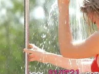 Porno Video of Hot Public Splash And Unique Body