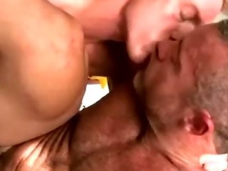 Porn Tube of Hot Amateur Gays Blow Their Loads