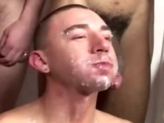 Porno Video of Dude Gets Cum Drenched And Keeps Fucking
