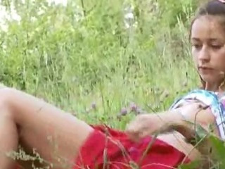 Porno Video of Polish Natashas Back To Nature