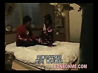 Porn Tube of Voyeur Of Young Couple