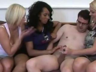 Porno Video of Fetish Cfnm Femdom Hottie