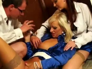 Porno Video of Nasty Fetish Golden Shower Hoes Get Soaked
