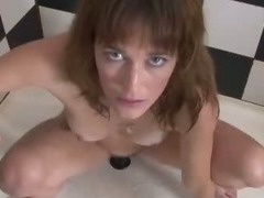 Australian real bitch with hairy pussy