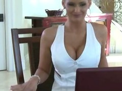 Sexy Busty Mommy Get Hardcore Bang Action movie-25