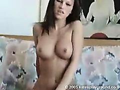 Nude celebs April Flowers having passionate sex