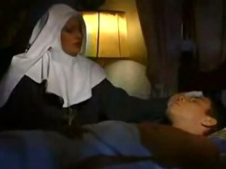 Porn Tube of Italian Nun Nurse Fucking Patient