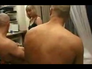 Porno Video of Mature French Housewife Fucking 3 Boys