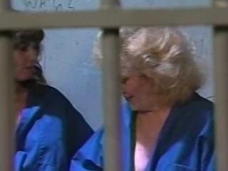 Porno Video of 2 Grandmas (kitty Foxx) Eat Each Other Pussy In Jail