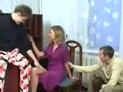 Mom 2 Sons Fucking Anal Part1