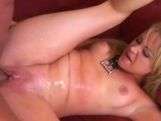 Porn Tube of Sexy Sindee Jennings Wild Sex