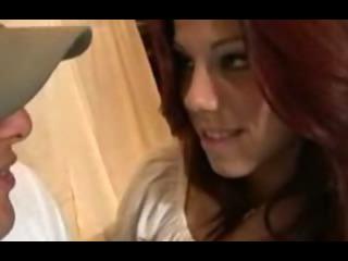 Porno Video of Suzana Alves Cute Redhead Brazillian Anal Fucked