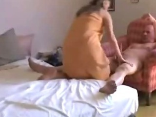Porno Video of Busty Spanish Mature Mother