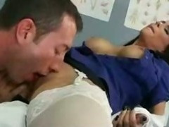 Doctor Adventures - Female doctors and nurses fuck their patients 13