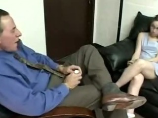 Porn Tube of Innocent Teen Girl Fucked By Psychologist